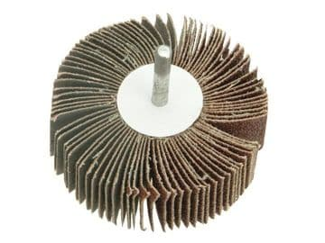 Flap Wheel 80 x 30mm Coarse
